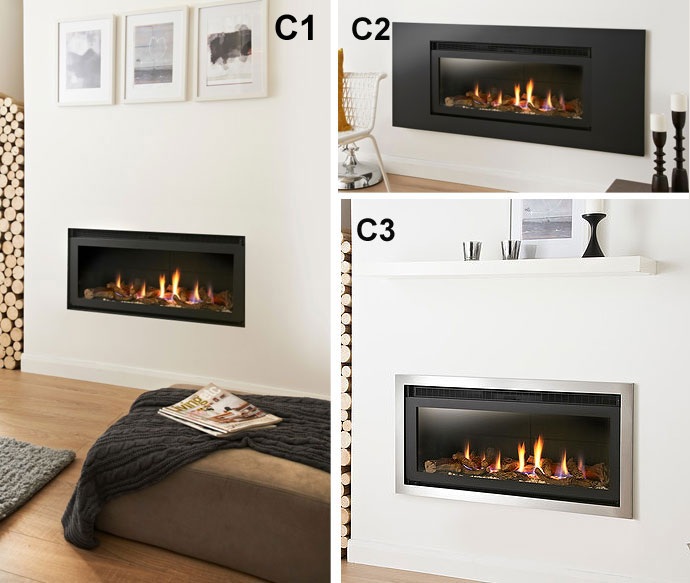 Connelly Collection of Gas Fires