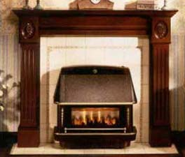 Robinson Willey - Firecharm RS Gas Fire